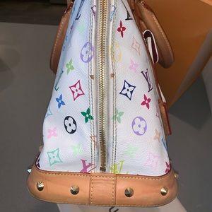 Louis Vuitton Bags - Authentic Louis Vuitton multicolor alma GM travel